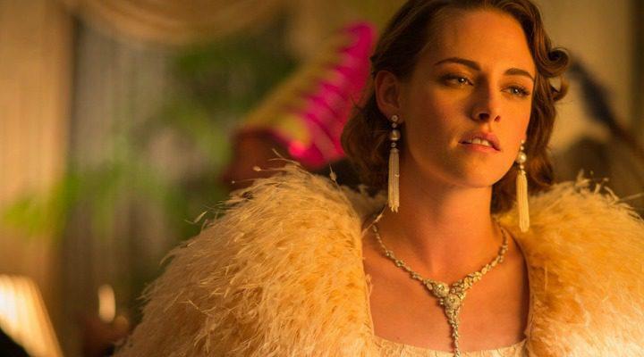 Kristen Stewart en la película