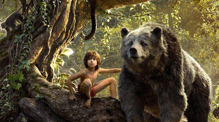 'El libro de la selva' ya en DVD y Blu-Ray