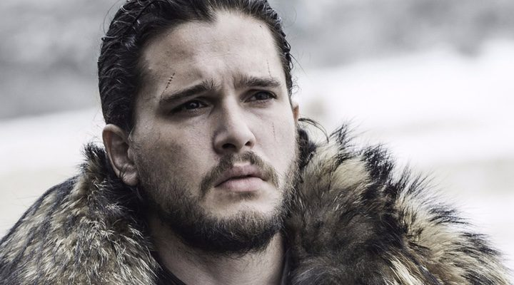 Kit Harington es Jon Snow en 'Juego de Tronos'