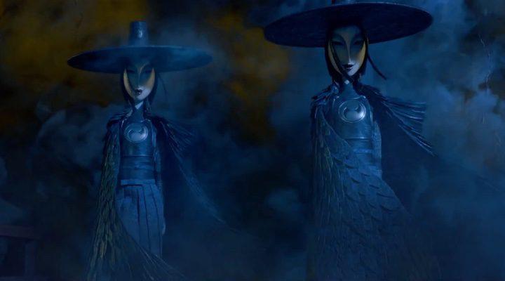 'Kubo y las dos cuerdas mágicas'