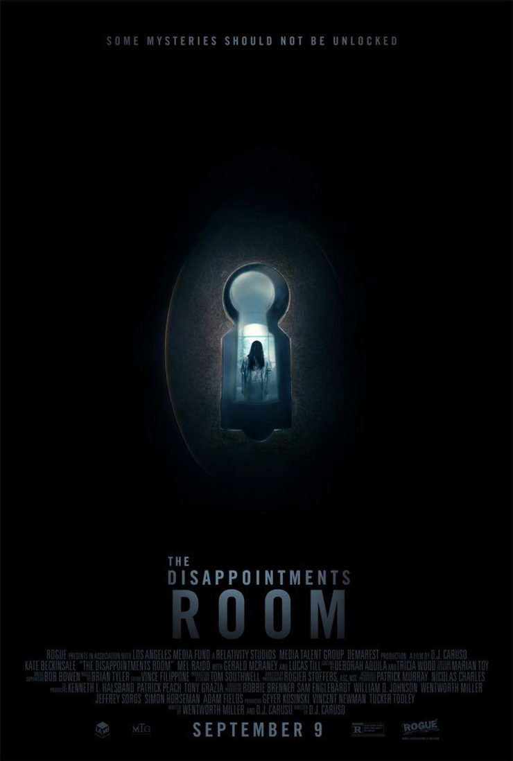 Poster 'The Disappointments Room'