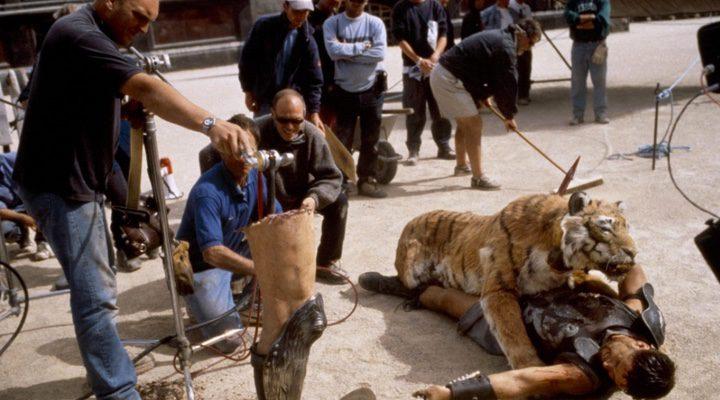 'Gladiator', uno de los rodajes más caóticos de siempre
