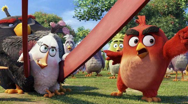 'Angry Birds, la película'