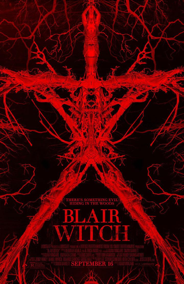 Nuevo póster de 'Blair Witch'