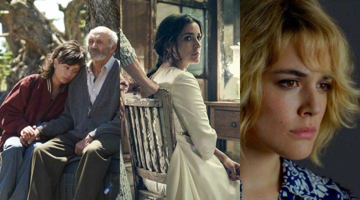 El olivo, La novia y Julieta