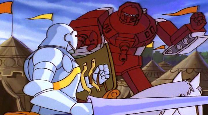 'Transformers: El último caballero