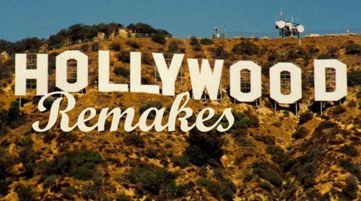 Remakes en Hollywood