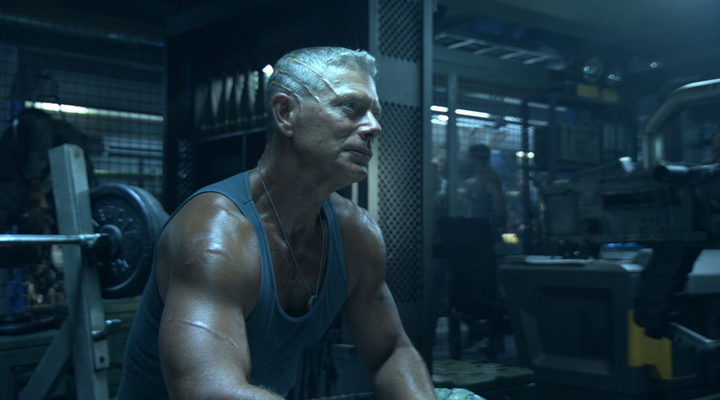 Stephen Lang en 'Avatar'