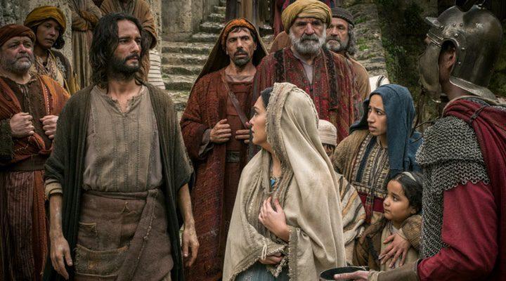 Jesús de Nazaret en 'Ben-Hur'