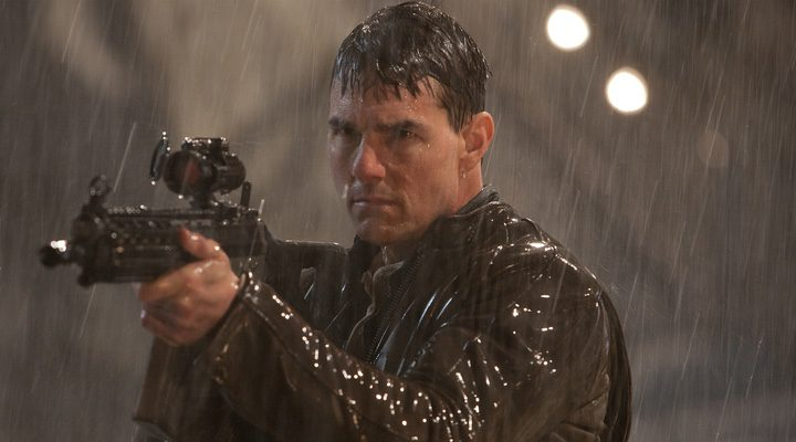 Tom Cruise volverá a ser Jack Reacher en 'Jack Reacher: Nunca vuelvas atrás'
