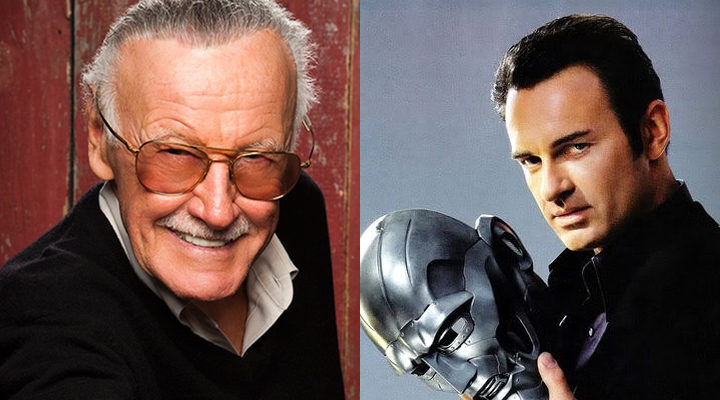 Stan Lee v. Dr Doom