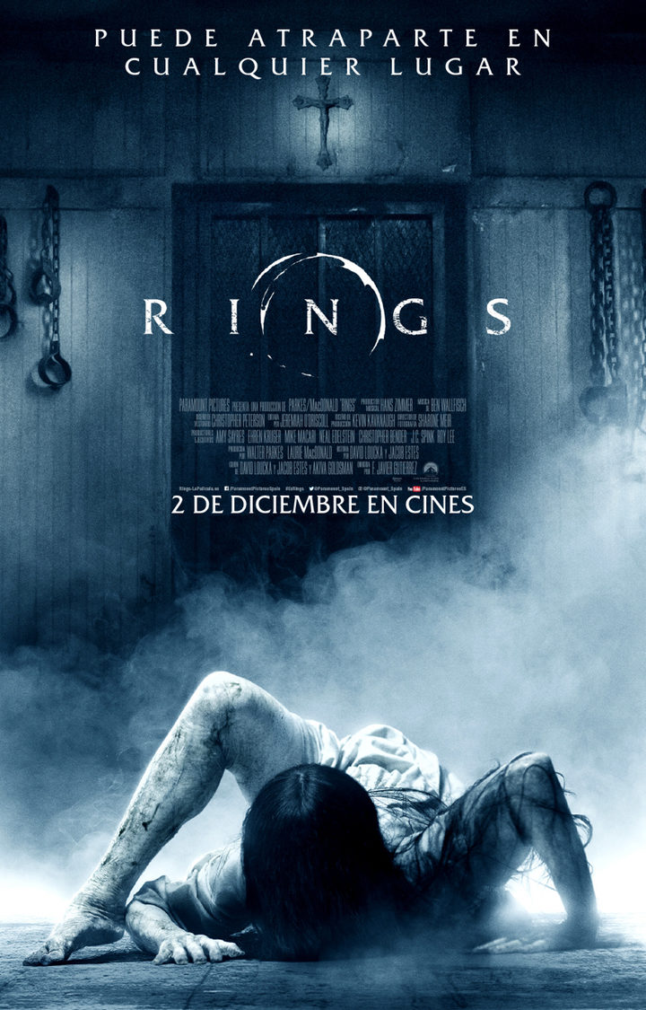 Póster de 'Rings'