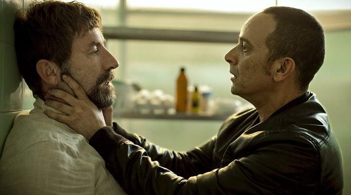 Antonio de la Torre y Luis Callejo en 'Tarde para la ira'