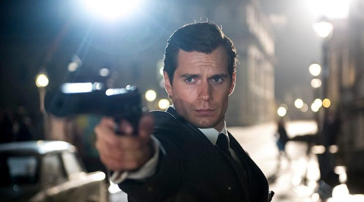 Henry Cavill, James Bond