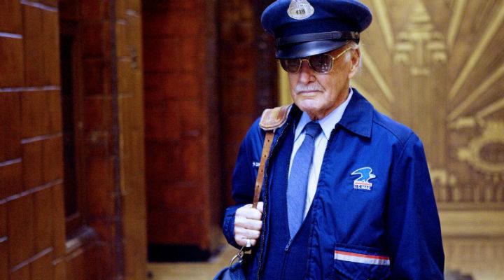 Stan Lee en 'Los 4 Fantásticos'