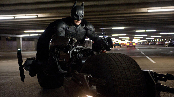 Moto Batman en subasta