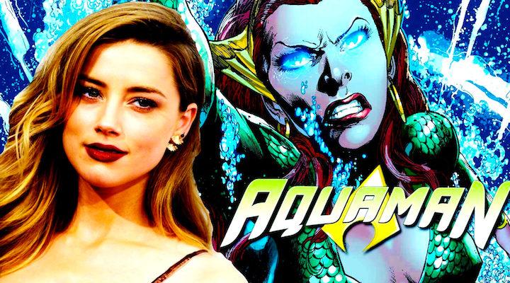 Amber Heard 'Aquaman'