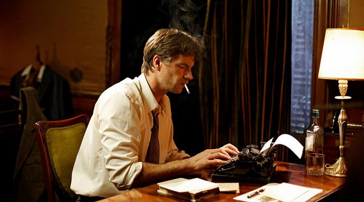 James D'Arcy interpreta a un periodista estadounidense en 'Gernika'