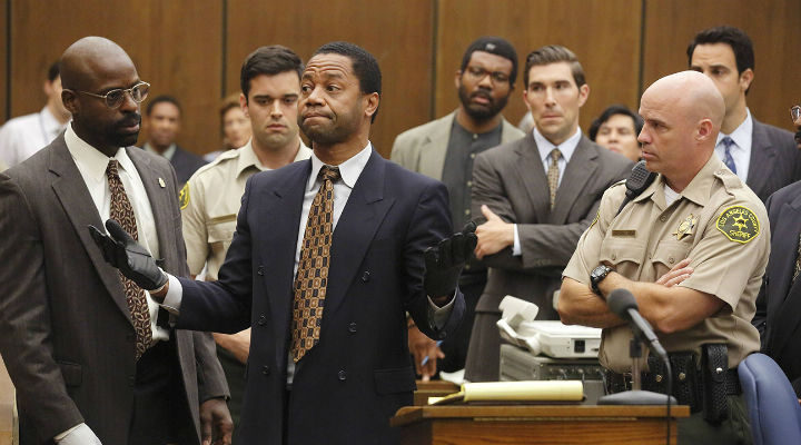 El juicio del siglo en 'American Crime Story'