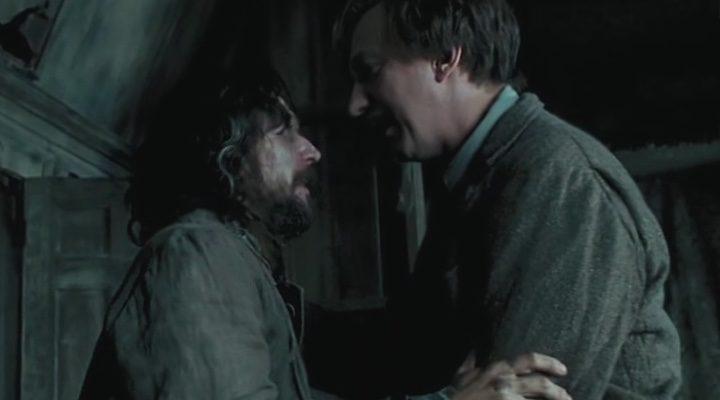 Sirius Black y Remus Lupin