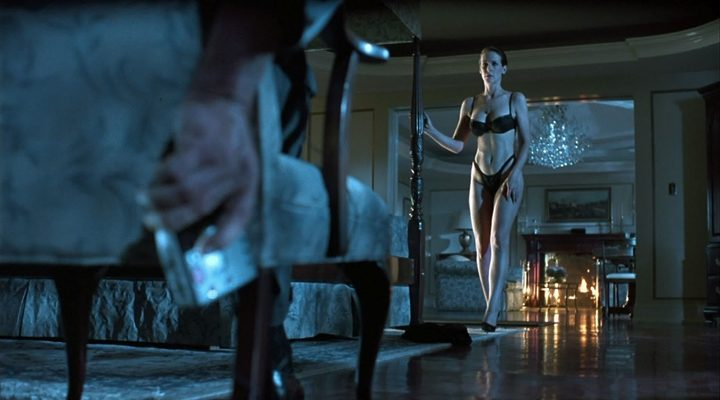 Jamie Lee Curtis en 'Mentiras arriesgadas'