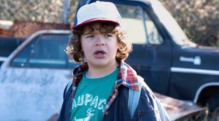 Gaten Matarazzo es Dustin en 'Stranger Things'