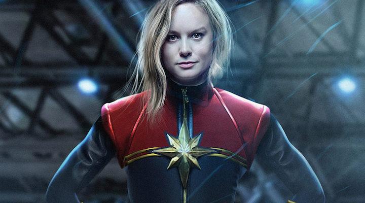 'Captain Marvel''