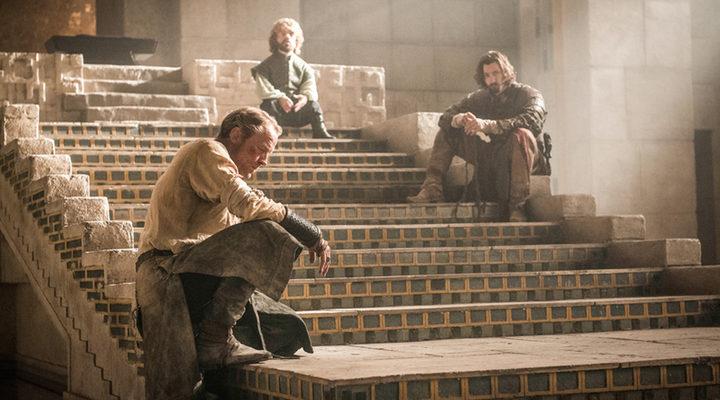 Jorah Mormont en 'Juego de Tronos'
