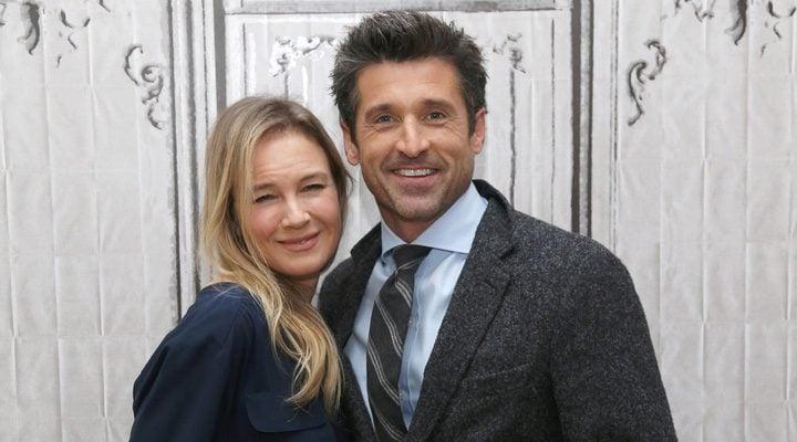 Renée Zellweger y Patrick Dempsey