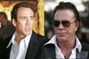 ¿Por qué Nicolas Cage no hizo 'The wrestler'?