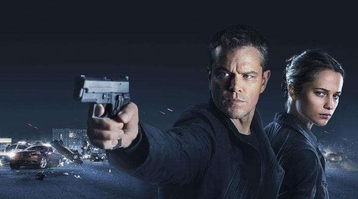Fotograma de 'Jason Bourne'