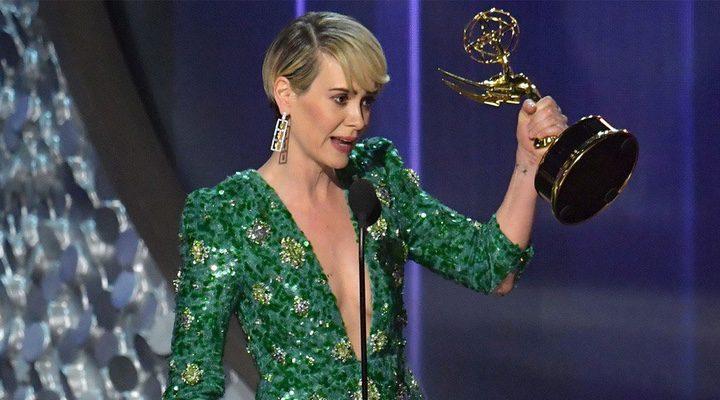 Sarah Paulson gana Emmy