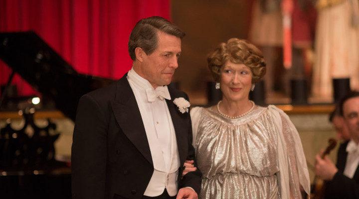 Hugh Grant y Meryl Streep