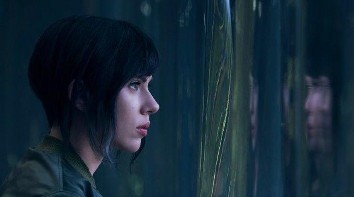 Scarlett Johansson es Motoko Kusanagi en 'Ghost in the Shell