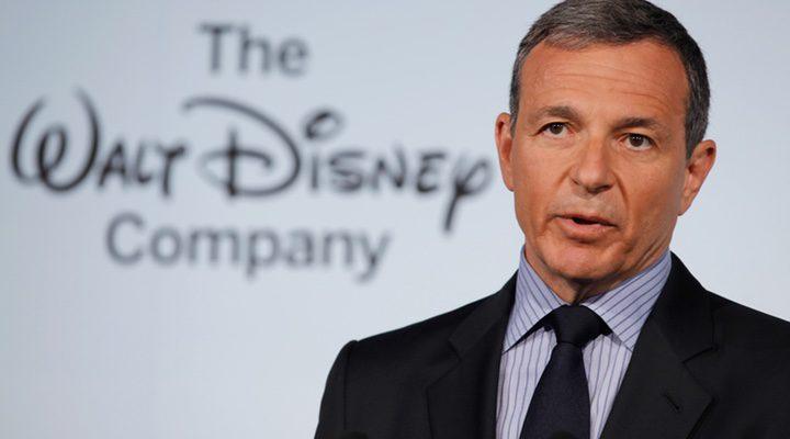 Bob Iger habla sobre el futuro de Walt Disney