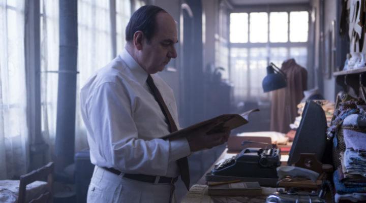 Luis Gnecco como Neruda