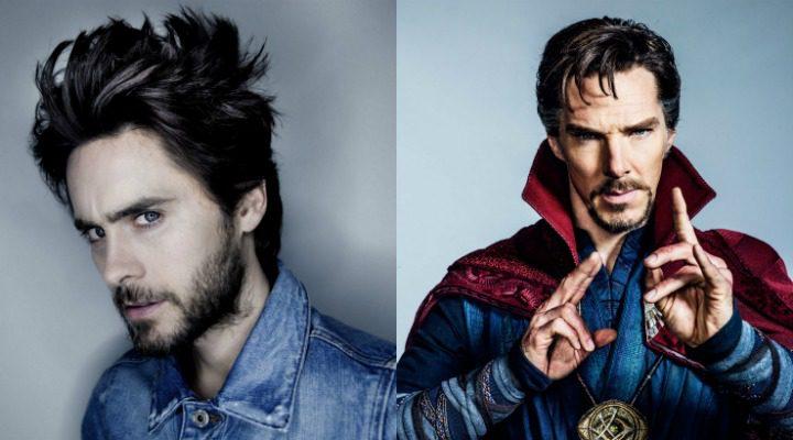 Jared Leto y Benedic Cumberbatch