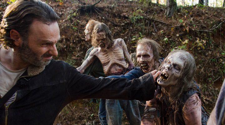 Andrew Lincoln nunca pensó que estaría 6 años interpretando a Rick