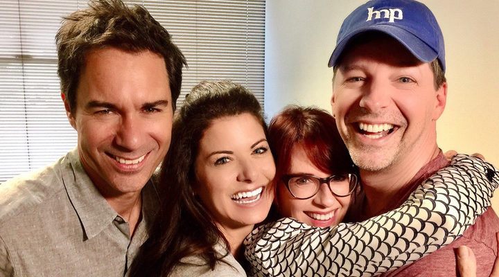 reencuentro 'Will y Grace'