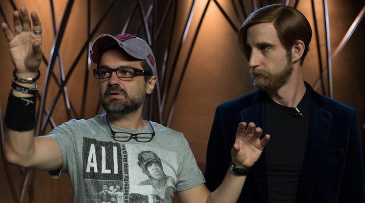 Pedro Barbero y Dani Rovira