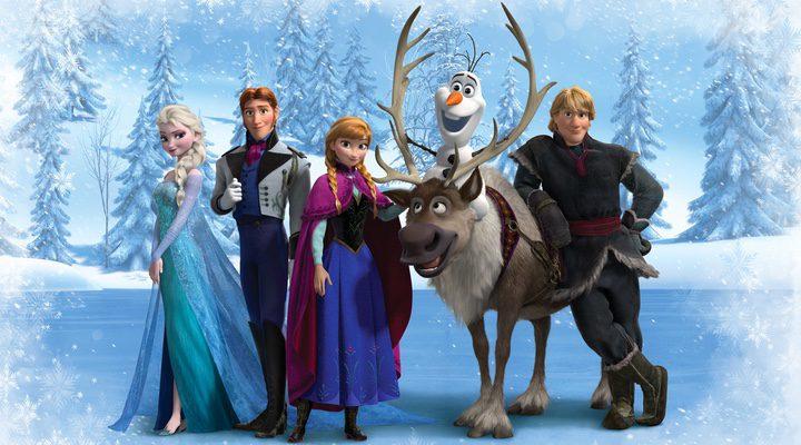 'Frozen: El reino de hielo'