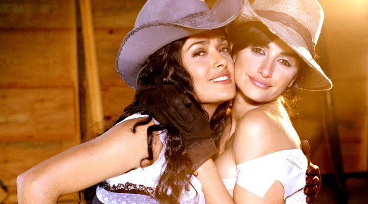 Penélope Cruz y Salma Hayek mantienen una estrecha relación de amistad desde hace años