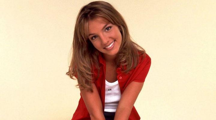Britney Spears durante la época de 'Baby One More Time'