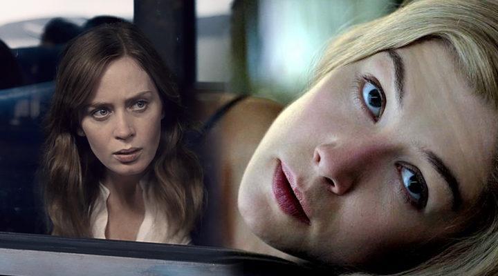 La autora de 'La chica del tren' no cree que existan similitudes con 'Perdida'