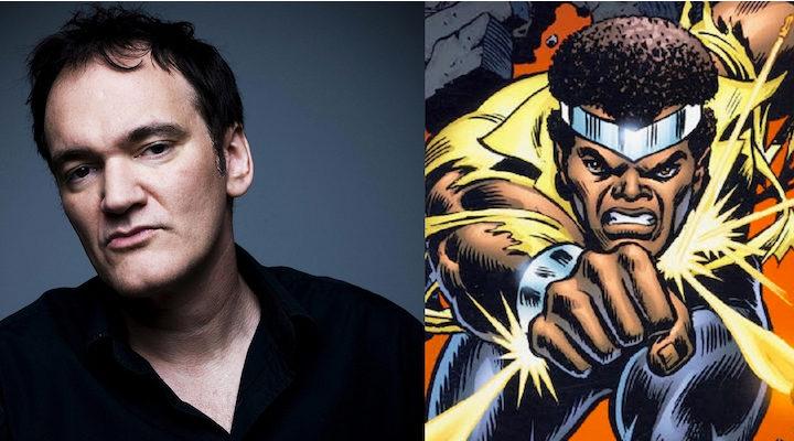 Tarantino - Luke Cage