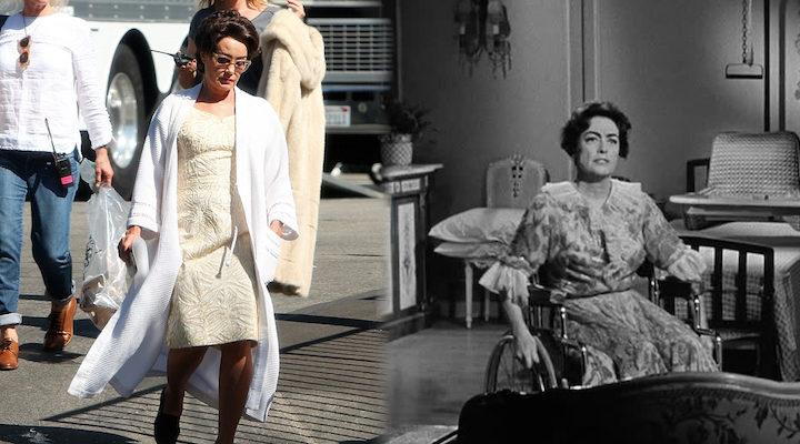 Jessica Lange/Joan Crawford