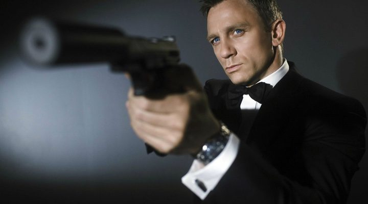 Daniel Craig 'James Bond'