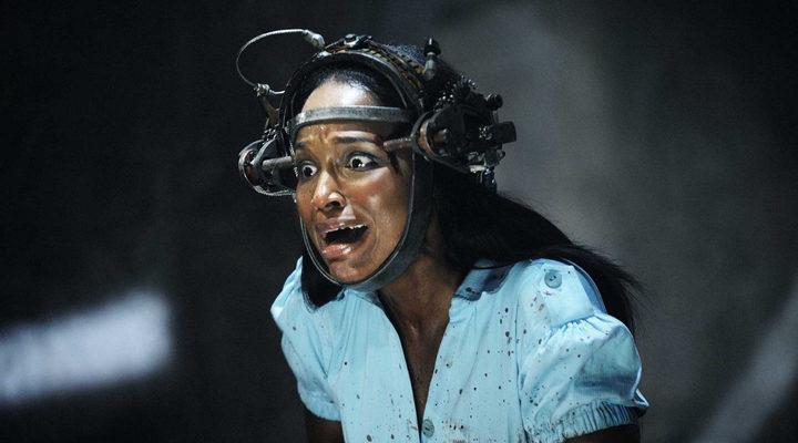 Tanedra Howard en 'Saw VI'