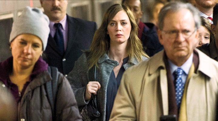 Emily Blunt protagoniza 'La chica del tren'