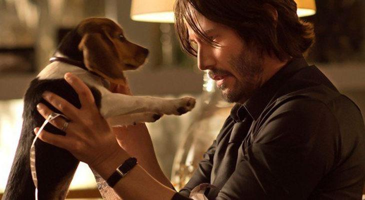 John-Wick-con-su-nuevo-perro